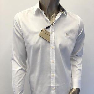 Burberry Brit Men's Casual Button Down Shirt